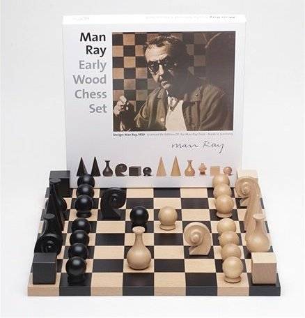 Man Ray Chess